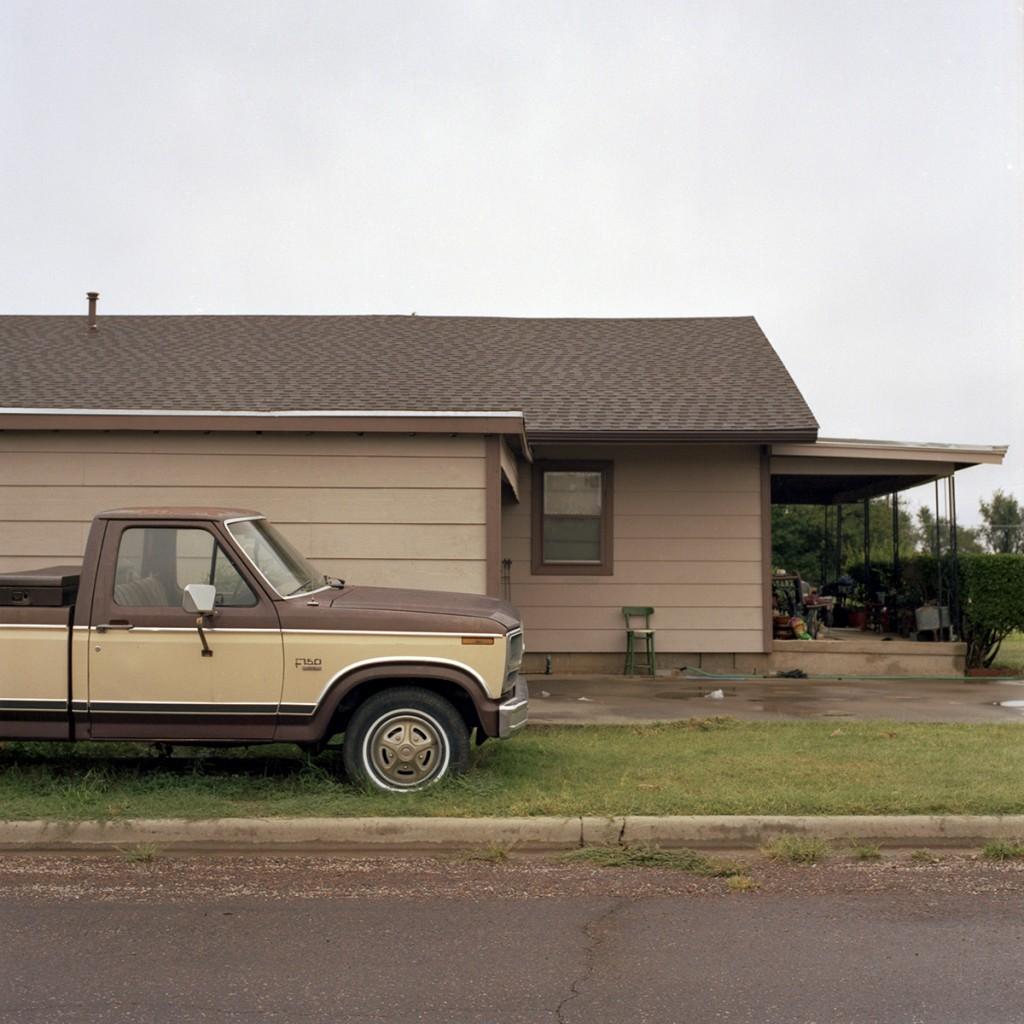 pickup+house
