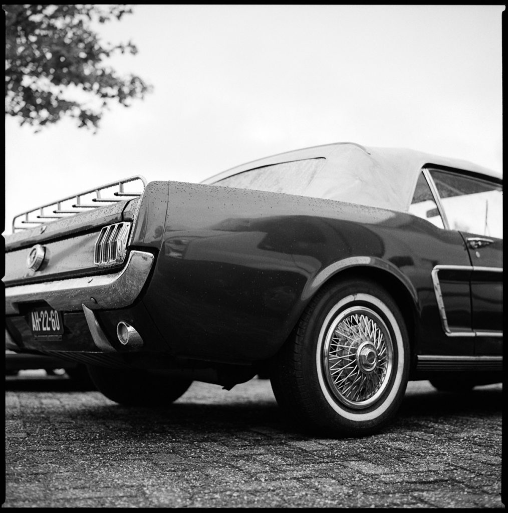 Mustang SS