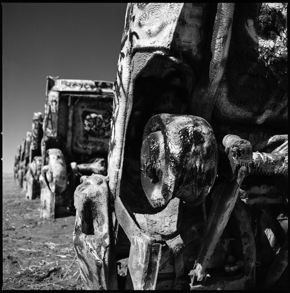 Cadillac Ranch, outtake