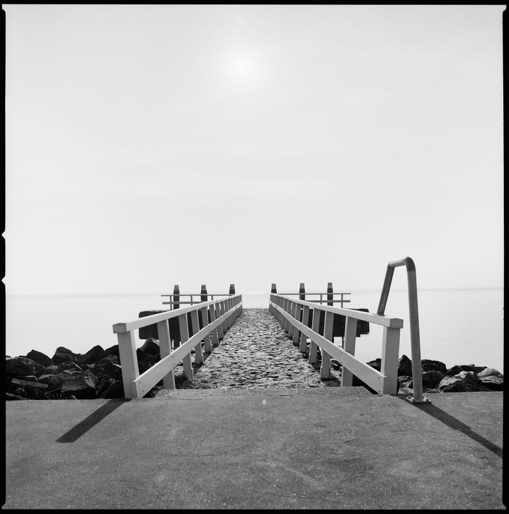 Afsluitdijk Pier
