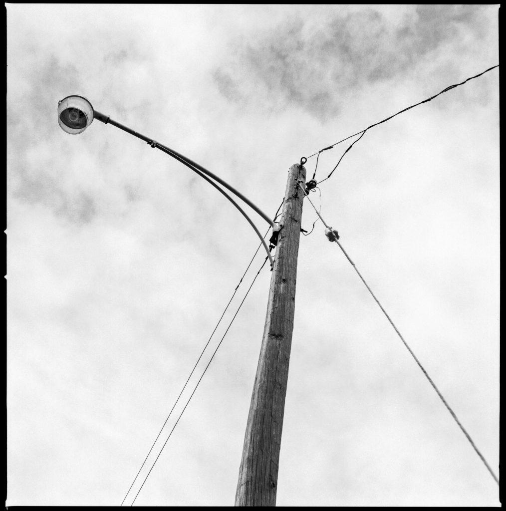 McLean street lamp