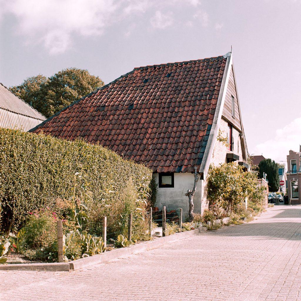 Boet house, Den Burg, Texel