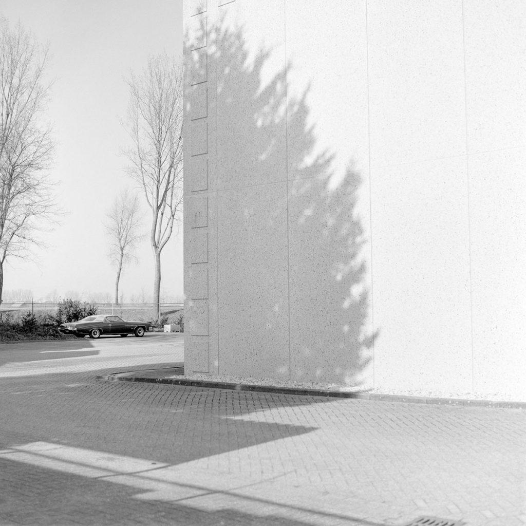 Pontiac Chevelle corner